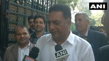 Bengaluru Central Elections Results 2019 : Prakash Raj Says 'A Solid Slap on My Face' as the BJP Leads in the Counting