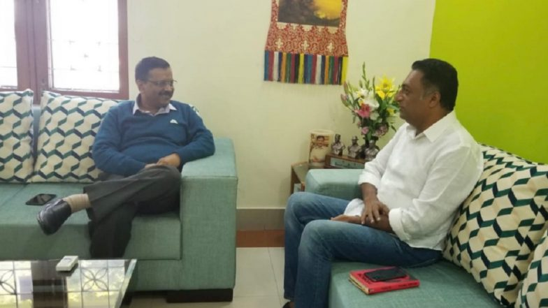 Delhi: Prakash Raj Meets Arvind Kejriwal, Discusses Ways to Address Various Issues