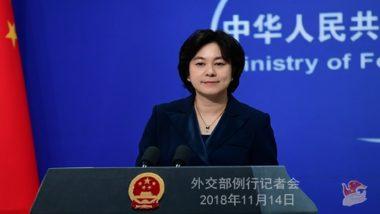 China Warns India, US Against Transferring Submarine Technology to Taiwan