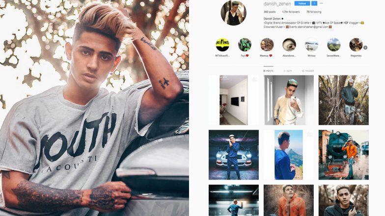 Danish Zehen's Instagram Account Reactivated; Fans of The Late YouTuber Rejoice!