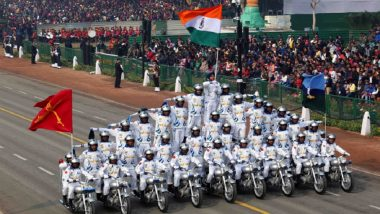 Republic Day Parade 2019 Highlights: India's Diversity, Military Might Displayed at Rajpath, See Pictures & Videos