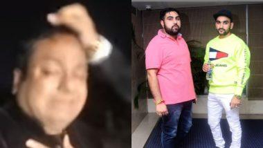 Comedian Deepak Kalal Beaten Up on Road by Rapper Fazilpuria's Manager, Video Live Streamed on Instagram