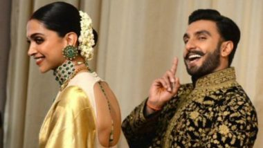 Deepika Padukone: 'Ranveer Singh Has Brought Out The Quirky Side Of Me'