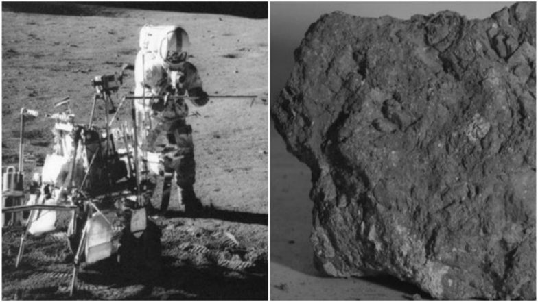 Scientists Discovered Earth's Oldest Rock on Moon