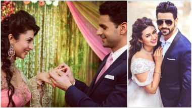Divyanka Tripathi and Vivek Dahiya Celebrate Three Years Of Their Engagement! See Pics