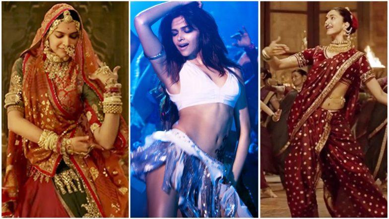 Deepika Padukone Turns 33: 10 Songs That Prove the Actress Is a Versatile Dancer – Watch Videos