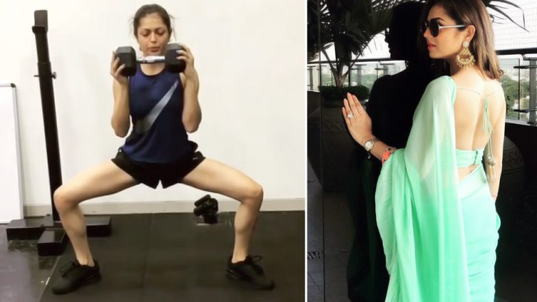 Drashti Dhami Gets into Fitness Mode, Posts Gymming Videos on Instagram; What's The Actress Gearing Up For?