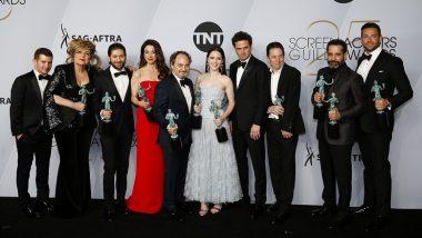 SAG Awards 2019: 'Black Panther', Rami Malek, Glenn Close Win Big at Screen Actors Guild Awards