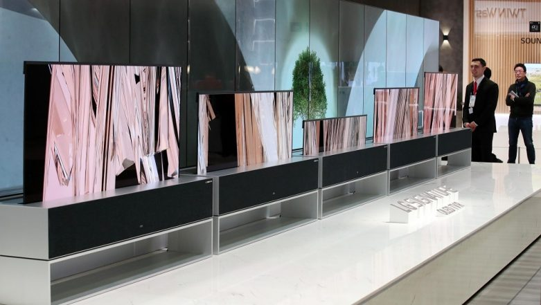 CES 2019: World's First Rollable Television's Price Could Be Hurdle for Early Sales, Says LG Electronics