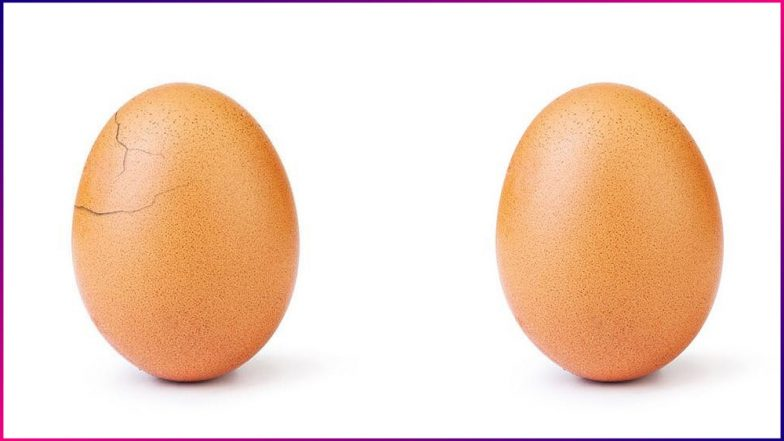 The World Record Egg on Instagram Is Cracking! Here's What People Think Will Come Out of It, View Pic