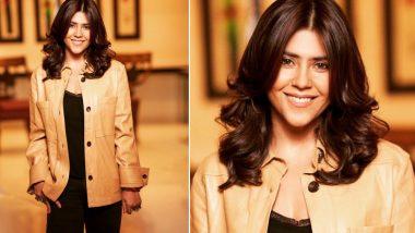 Ekta Kapoor Becomes a Mother; Welcomes Baby Boy Via Surrogacy!