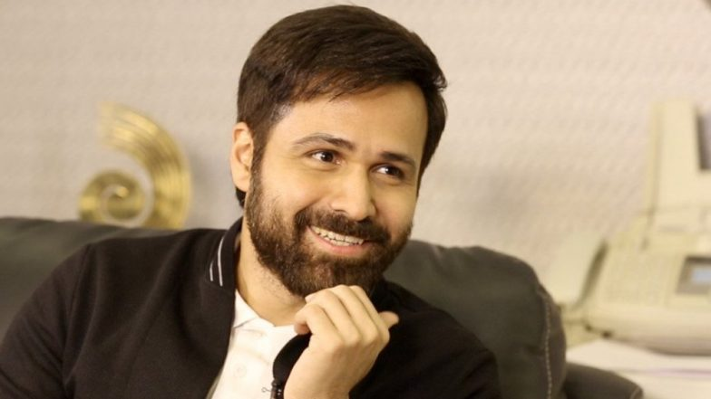 Emraan Hashmi Is Fed Up of 'Serial Kisser' Tag, Says 'Everyone Puts the Spotlight on Whether I Have a Kiss in a Film or Not'