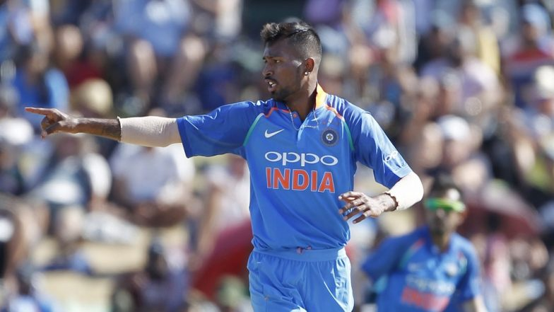 Sunil Gavaskar Hails Hardik Pandya's Comeback, Says the All-Rounder Adds Balance to the Team