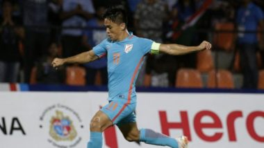 India vs Thailand, AFC Asian Cup 2019 Live Streaming Online: How to Get Asia Cup Match Live Telecast on TV & Free Football Score Updates in Indian Time?