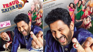 Fraud Saiyaan Quick Movie Review: Arshad Warsi and Saurabh Shukla's Comedy is a Stale Effort