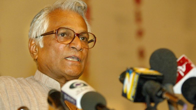 Ex-Defence Minister George Fernandes passes away at 88