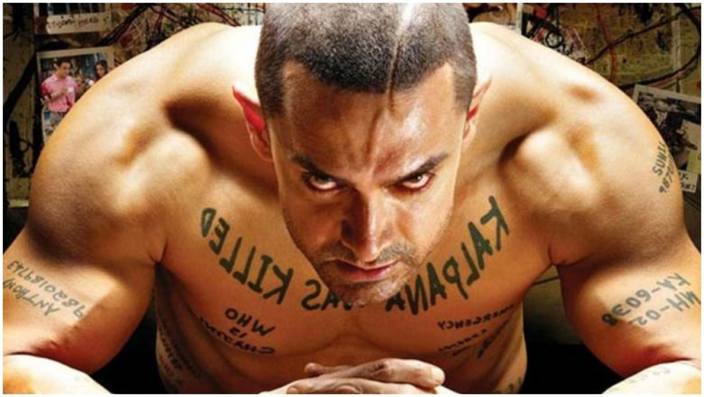Ghajini 2 on the Cards? Will Aamir Khan Pick This Sequel Before His Dream Project Mahabharata?