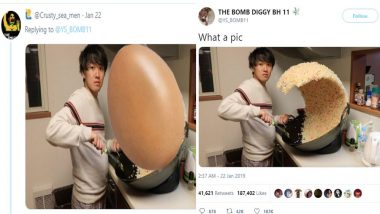 The Giant 'Rice Wave' Funny Memes Goes Viral on Twitter and Instagram (View Pics)
