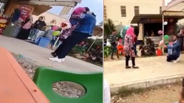 Egypt: University Expels a Female Student for 'Hugging Man' in a Viral 'Proposal' Video