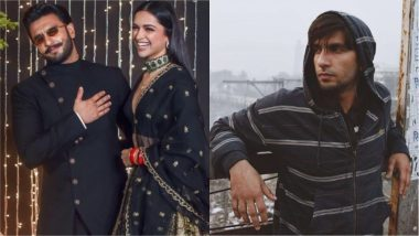 Deepika Padukone Is Totally Crushing Over Gully Boy Ranveer Singh, Says 'You are Unstoppable' - View Pics