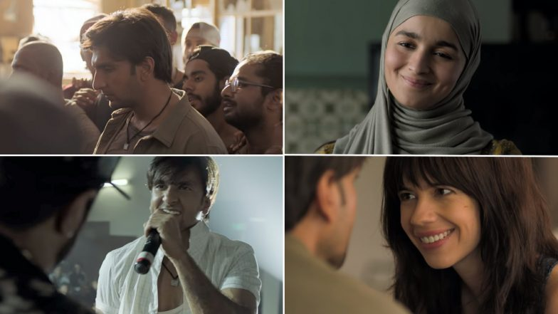 Gully Boy Trailer: From Angry Rap Battles to Family Drama, Ranveer Singh and Alia Bhatt's Film Looks Arresting - Watch Video