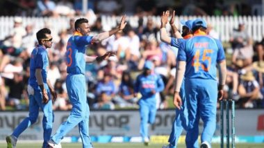 India vs South Africa 3rd T20I 2019 Live Cricket Score Updates: Hardik Pandya Gives Hosts a Breakthrough As Virat Kohli Grabs a Stunner