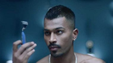 Did Gillette Take a Jibe at Hardik Pandya in their Latest Ad Campaign Following KWK 6 Controversy? (Watch Video)