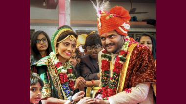 Hardik Patel Marries Childhood Friend Kinjal Parikh At Low-Key Wedding Ceremony in Gujarat