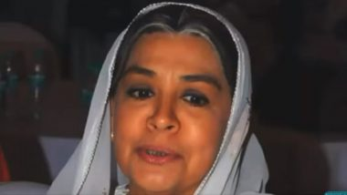 Farida Jalal: Women-Oriented Films Will Stop Making Noise Once Actresses Cross a Certain Age