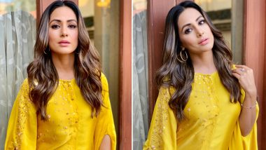 Hina Khan Instagram Latest News Information Updated On January 31