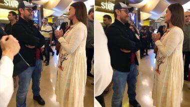Hina Khan Felt Numb, Awakened and Elevated After Watching Aamir Khan's Rubaru Roshni