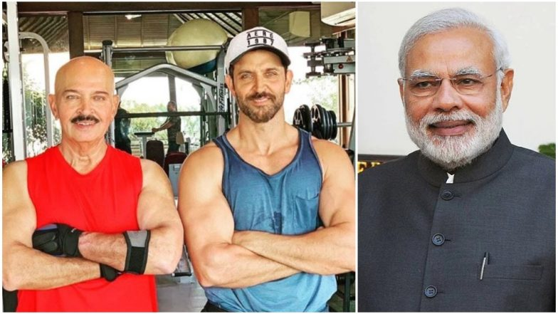 Hrithik Roshan Thanks Prime Minister Narendra Modi for His Concern; Says His Father's Surgery Went Well