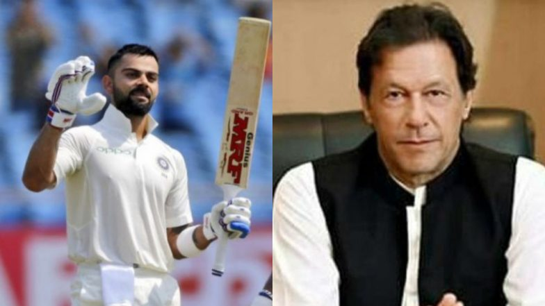 Pakistan PM Imran Khan Congratulates Virat Kohli and Co After India's Maiden Test Series Win in Australia