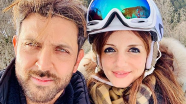 Sussanne Khan Thinks Hrithik Roshan Is Hotter Now Than He Was 20 Years Ago and We Find the Comment Just Adorable!