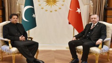Pakistan-Turkey Joint Statement Makes Reference to Kashmir Conflict, Seeks UN-Sanctioned Resolution