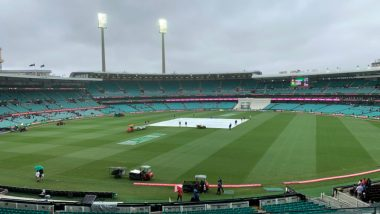 India vs Australia 4th Test Day 5 Washed Out, Match Ends in a Draw; Visitors Take Series 2-1