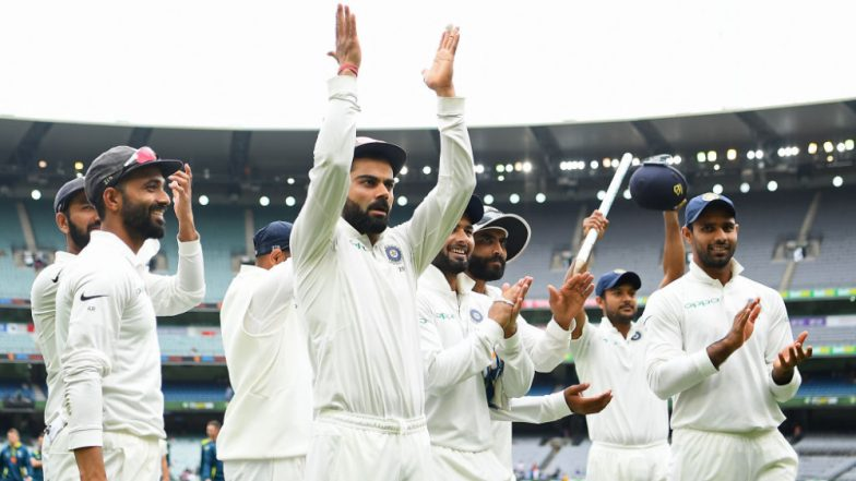Indian Cricket Team Scripts History, Registers First Ever Test Series Win in Australia