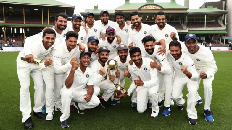 Virat Kohli Becomes First Indian and Asian Captain to Win a Test Series in Australia, Twitter Reacts to Team India's Historic Feat