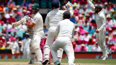 Live Cricket Streaming of India vs Australia 2018-19 Series on SonyLIV: Check Live Cricket Score, Watch Free Telecast of IND vs AUS 4th Test, Match Day 4 on TV & Online