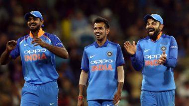 India Squad for Australia T20Is and ODIs Announced: Virat Kohli, Jasprit Bumrah Return, KL Rahul Included, Dinesh Karthik Dropped; Mayank Markande Surprise Pick for T20s