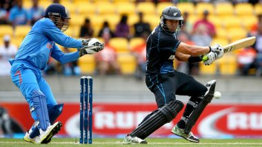 India vs New Zealand 2019 Full Schedule in IST Free PDF Download Online: IND vs NZ Timetable With Match Dates, Fixture Timings and Venue Details