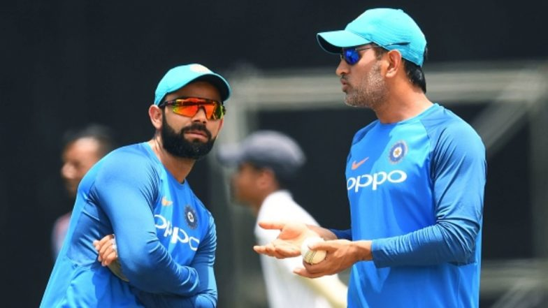 Virat Kohli, MS Dhoni Among 9 Athletes Featured in the World Fame 100 List