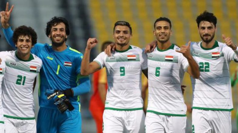 Iraq vs Vietnam, AFC Asian Cup 2019 Live Streaming Online: How to Get Asia Cup Match Live Telecast on TV & Free Football Score Updates in Indian Time?