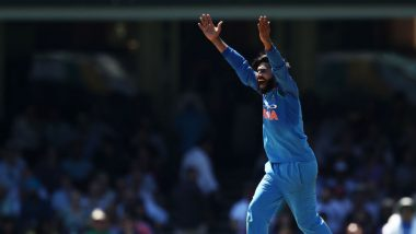 Ravindra Jadeja Runs Out Usman Khawaja With a Superb Throw During Ind vs Aus 2nd ODI 2019, Watch Video