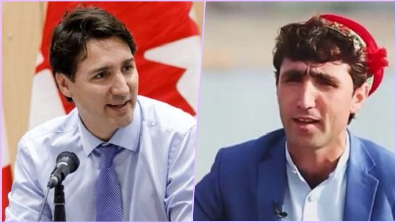 Justin Trudeau's Lookalike Found in Afghanistan! His Uncanny Similarity With Canadian Prime Minister Will Leave You Spellbound (See Pics)