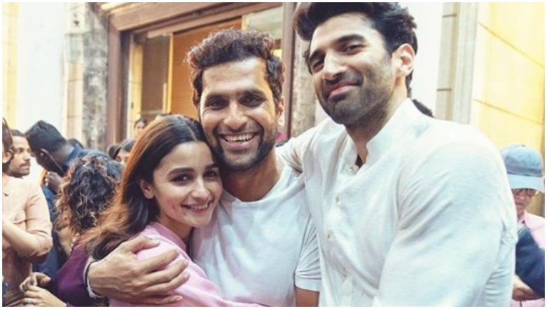 It's a Wrap! Alia Bhatt Shares A Pic From Kalank Sets, Pens an Emotional Note on her Last Day of Shoot – View Pic