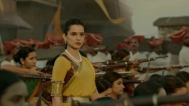 Big Honour for Kangana Ranaut's Manikarnika; Movie to Be Screened at Rashtrapati Bhavan for President Ram Nath Kovind