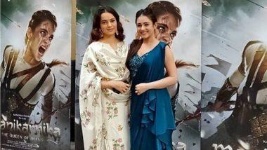 Manikarnika Row: After Krish, Mishti Chakravarty SLAMS Kangana Ranaut For Chopping Off Her Scenes