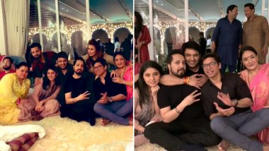 Kapil Sharma and Ginni Chatrath's Wedding Celebrations Continue, Mika Singh, Sunidhi Chauhan and Others Join- View Pics