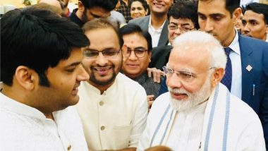 PM Narendra Modi Thanks Kapil Sharma For Praising his 'Sense of Humour', Says Comedian's Kind Words Make Him Happy